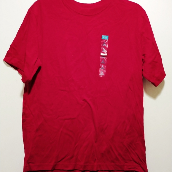 NWT Girls Tee The Children's Place Size 10-12 Red